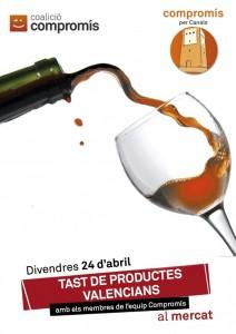 Tast productes valencians